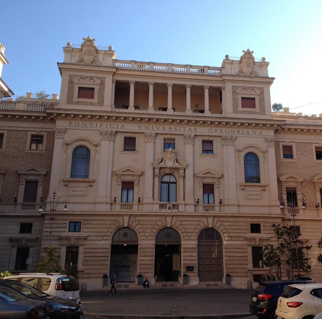Die Päpstliche Universität Gregoriana in Rom beherbergt das neu ins Leben gerufene Laudato Si Observatory